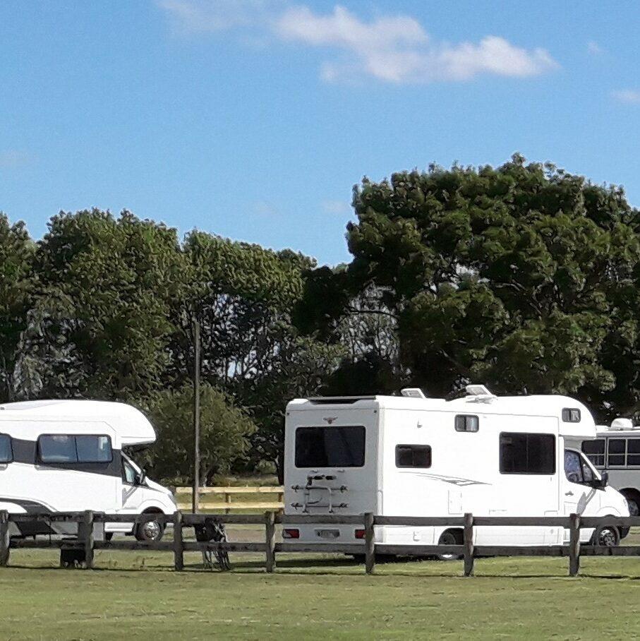 Powered Motorhome Camping